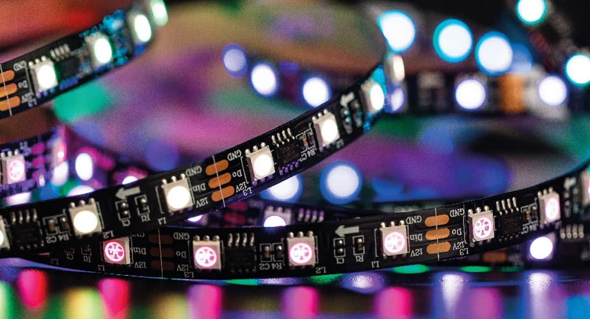 led strip aliexpress