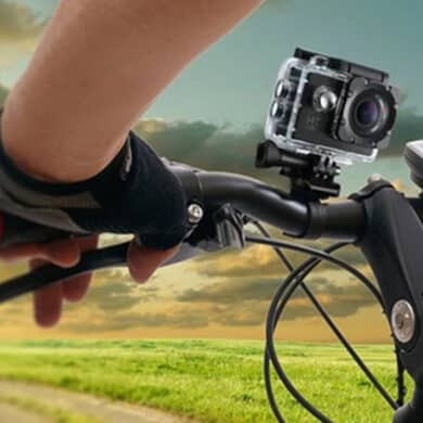 Action camera Aliexpress